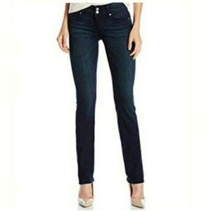 PAIGE Hidden Hills Straight Leg Jeans Size 29 Dark